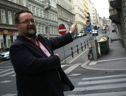 Der Stadtforscher ist in der Zeitung!