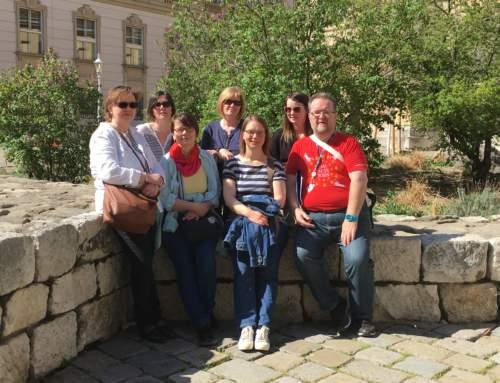 Begegnung mit Frauen die Wien bewegen